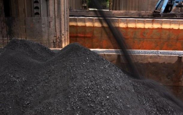 Запаси вугілля на ТЕС зросли до двох третин норми