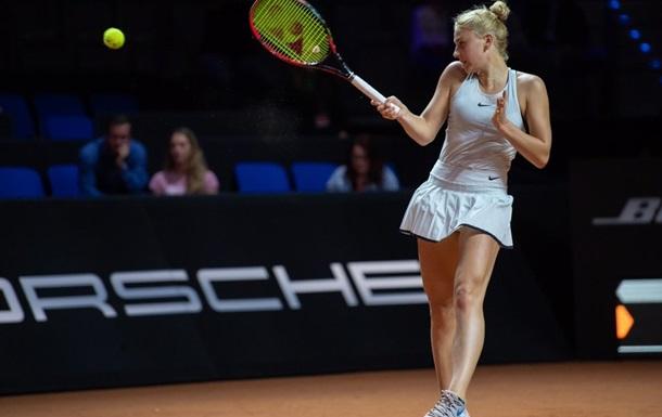 Костюк благодаря отказам прошла в основу турнира WTA в Майами