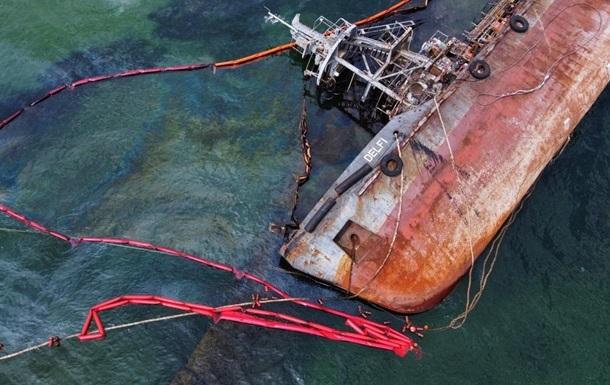 Власник танкера Delfi виплатить компенсацію