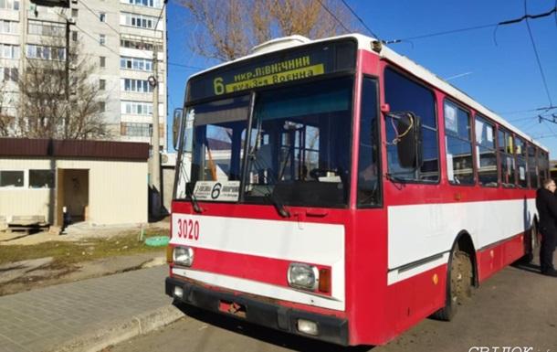 У Миколаєві чоловік побив жінку-водія тролейбуса