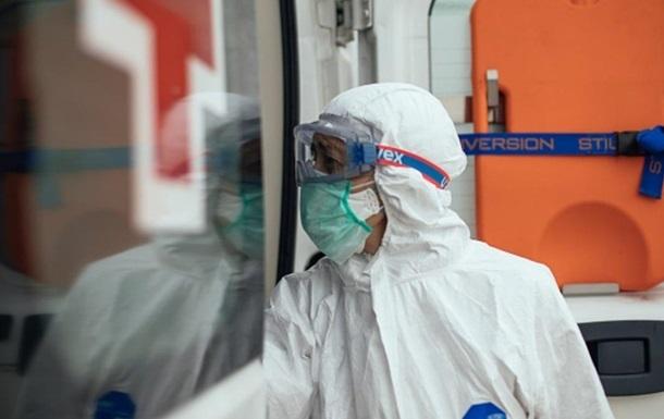 На Закарпатті рекордна добова смертність від COVID-19 з початку пандемії