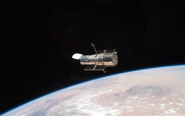Hubble работает в безопасном режиме, но это ошибка