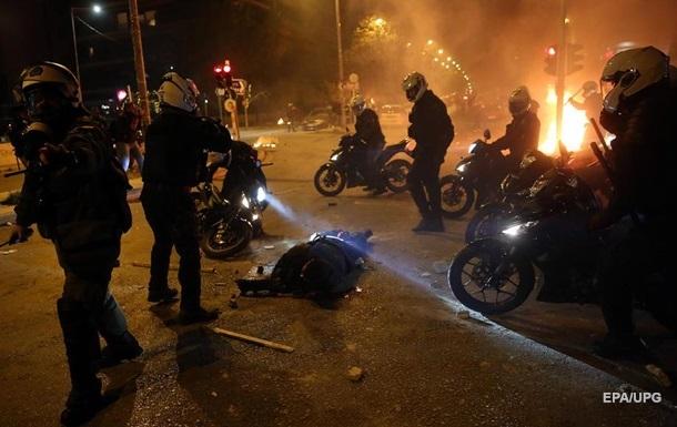 У Греції спалахнули заворушення. Фоторепортаж