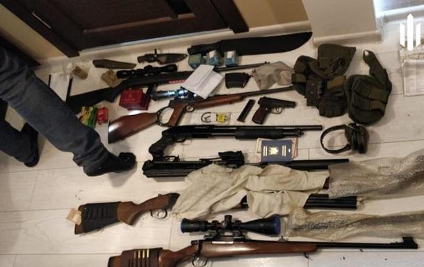 Раскрыта схема выдачи разрешений на огнестрельное оружие – ГБР