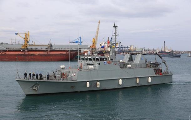 У порт Одеса зайшли кораблі НАТО