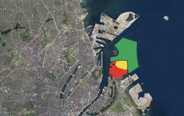 Между Данией и Швецией возник конфликт из-за искусственного острова