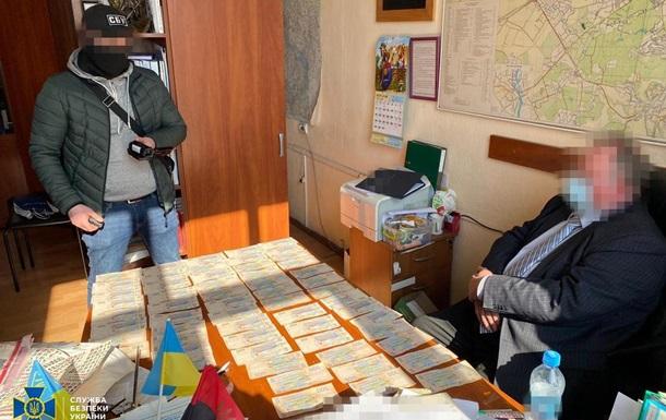 В Киеве задержан на взятке замдиректора института НАН Украины