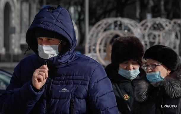 В Україні зростає кількість COVID-хворих