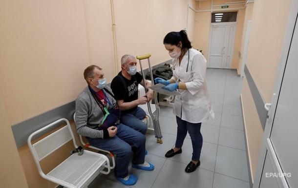 У Білорусі виявили британський штам коронавірусу