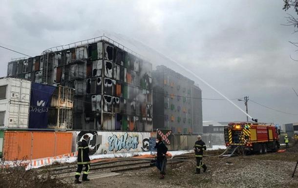 Во Франции сгорел крупный дата-центр