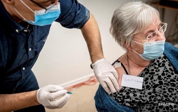 Данія тимчасово зупинила застосування вакцини AstraZeneca