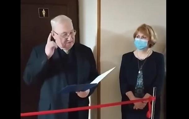 В університеті Києва прокоментували відкриття туалету