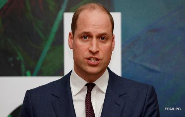 Ми не расисти: принц Вільям спростував висловлювання Меган Маркл
