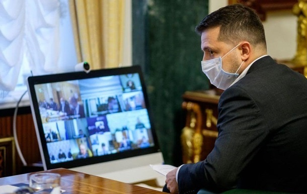 Сайт Офісу президента не працював через збій