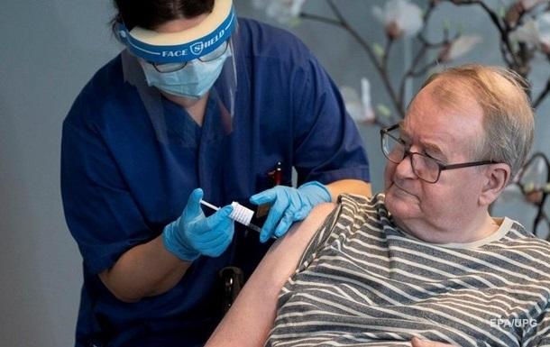 Норвегія призупинила використання вакцини AstraZeneca