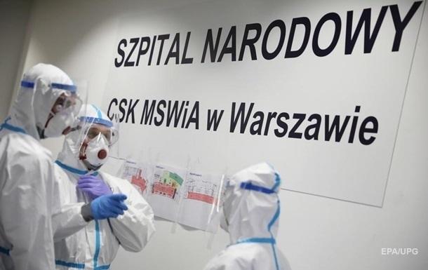 У Польщі заявили про  чорний  сценарій пандемії