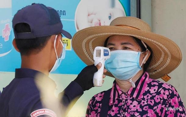 У Камбоджі через рік пандемії перша смерть від COVID