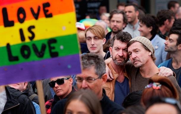 Европарламент объявил ЕС 'зоной свободы ЛГБТИК'