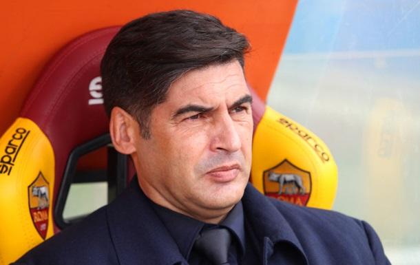 Фонсека: В ответном матче в Украине Роме будет очень тяжело