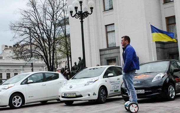 Политика против электромобилей