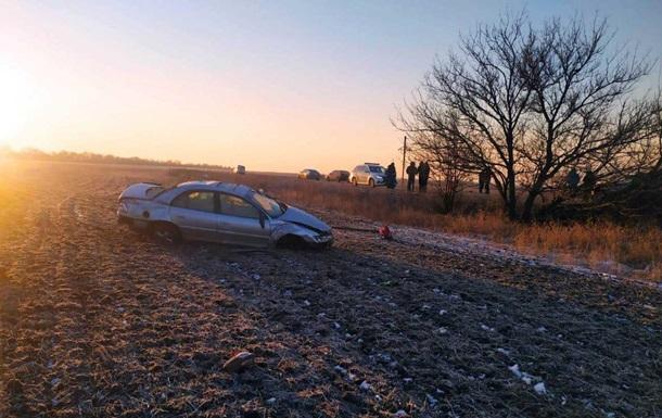 На Харківщині в трьох ДТП загинули четверо людей