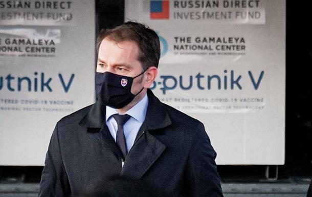 Закарпатье за вакцину РФ. В Словакии политкризис