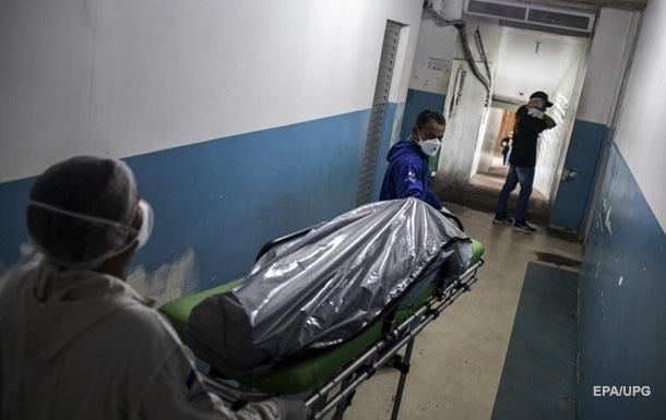 В ЕС раскрыли статистику смертей в  коронавирусный  год