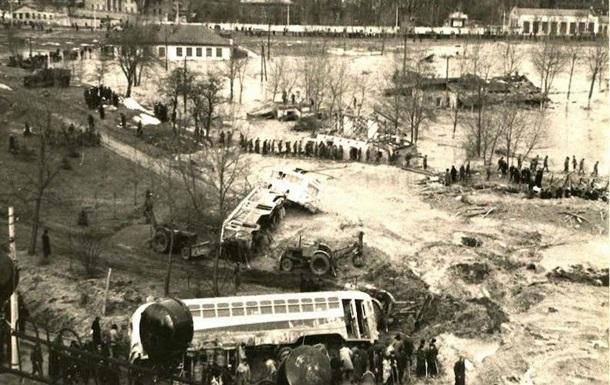 Сегодня – 60 лет Куреневской трагедии в Киеве