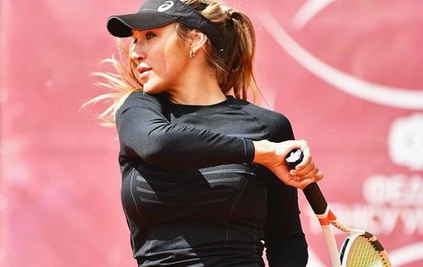 Украинка Закарлюк пробилась в финал турнира ITF