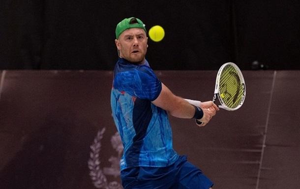 Марченко не зумів пробитися у фінал турніру в Бьелла