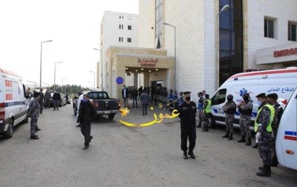 У Йорданії вісім осіб задихнулися в COVID-лікарні