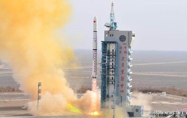 Китай запустив супутники для дослідження електромагнітного середовища