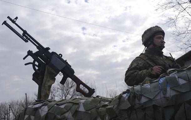 Сепаратисти влаштували  бомбардування  позицій ЗСУ