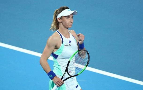 Цуренко пробилась в финал квалификации турнира в Монтеррее