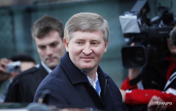 Ахметов очолив рейтинг найбагатших українців