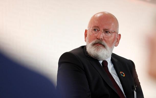 Глава Єврокомісії: Нам не потрібен Північний потік-2