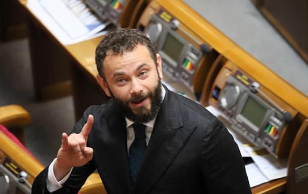Дубинський і заступник голови Офісу президента послали один одного в Instag
