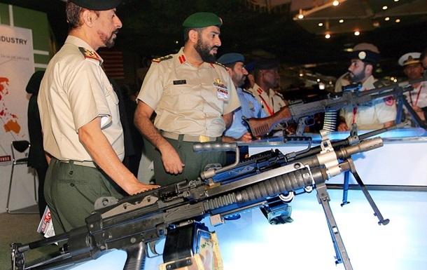 SIPRI: Найбільше зброї йде на Близький Схід