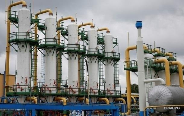 В Україні різко впало споживання газу