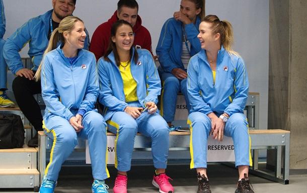 Україна зіграє з Японією у Кубку Біллі Джин Кінга під Одесою