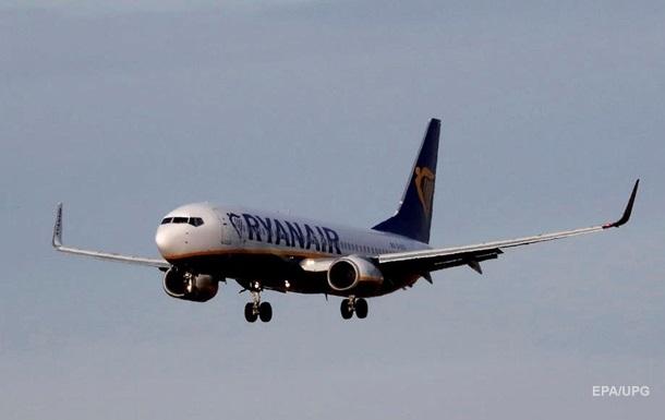 Ryanair запускает 18 маршрутов из Украины в Европу
