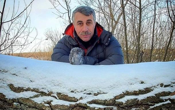 Комаровский: В постковиде главное - спокойствие