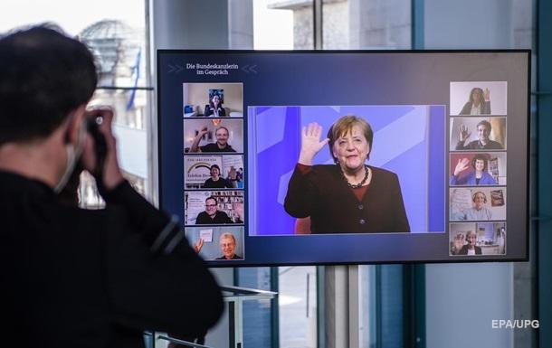 Звоночек для Меркель. Провал ее партии на выборах