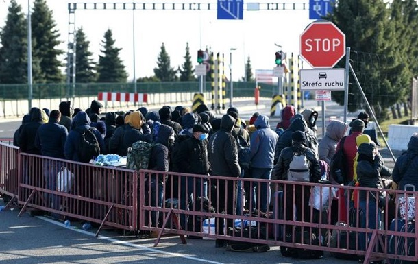 Украинцы стали активнее мигрировать в Польшу