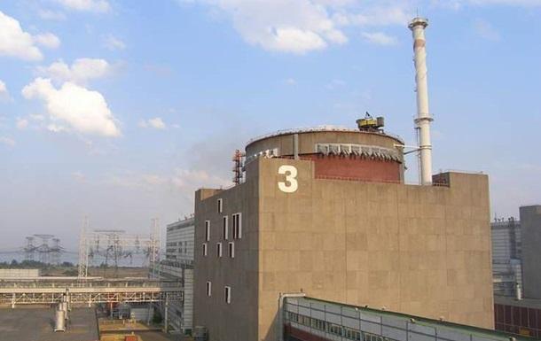 На Запорізькій АЕС відключили третій енергоблок