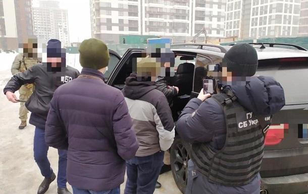 Співробітника СБУ підозрюють у викраденні людини та здирництві