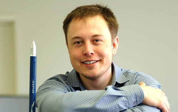 Ілон Маск представив трек про блокчейн-технології