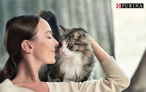 Прекрасні новини від Nestlé Purina®: обійняти кота тепер зможе кожен