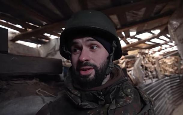 Швейцарець зняв фільм про війну на Донбасі