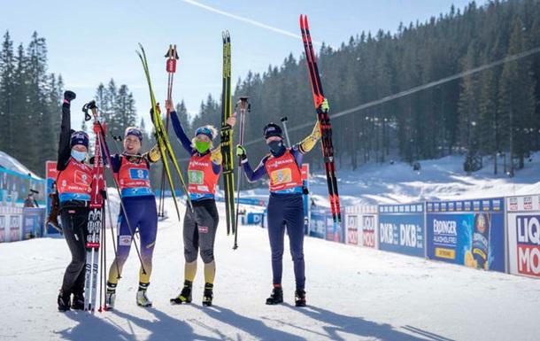 Чемпионат Украины по биатлону пройдет в Буковеле